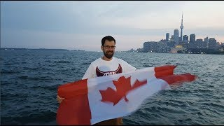 Ramon used to work as a chef in Switzerland. Now he is living his dream in Canada!