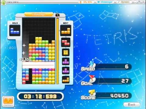 [Tetris Online Poland] For 9 Minutes