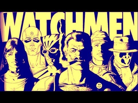 Watchmen Motion Comic Soundtrack