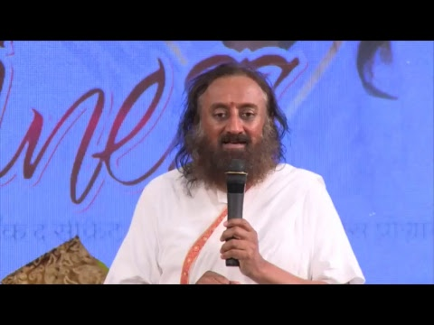 Secret to Health and Happiness with Gurudev Sri Sri Ravi Shankar | Dainik Bhaskar Rajasthan