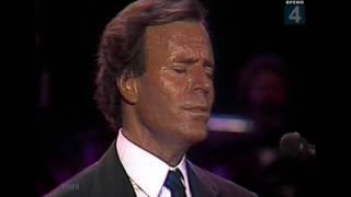 Julio Iglesias - T'ho Voluto Bene/ Non Dimenticar [Live in Moscow, 1989] (HD)