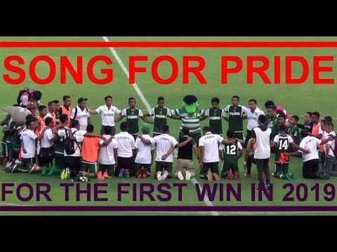 Song For Pride untuk Kemenangan Perdana di Tahun 2019