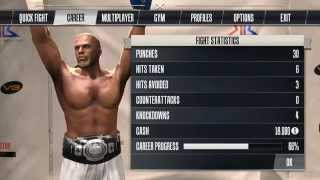 Real Boxing PC Gameplay - Career Mode 2nd Belt