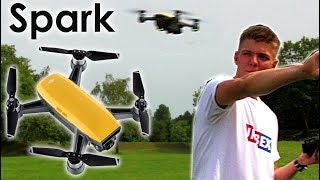 NAJLEPSZY DRON DO ZADAŃ SPECJALNYCH - DJI SPARK