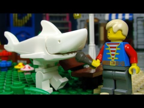 NNN Chapter 1 - New Beginnings (Funny LEGO Animation)
