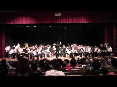 Landstown Middle School Band - African Alleluia