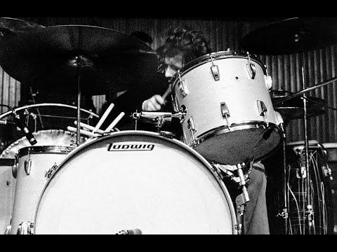 John Bonham - Led Zeppelin - Rock and Roll - Isolated Drum Track INSANE