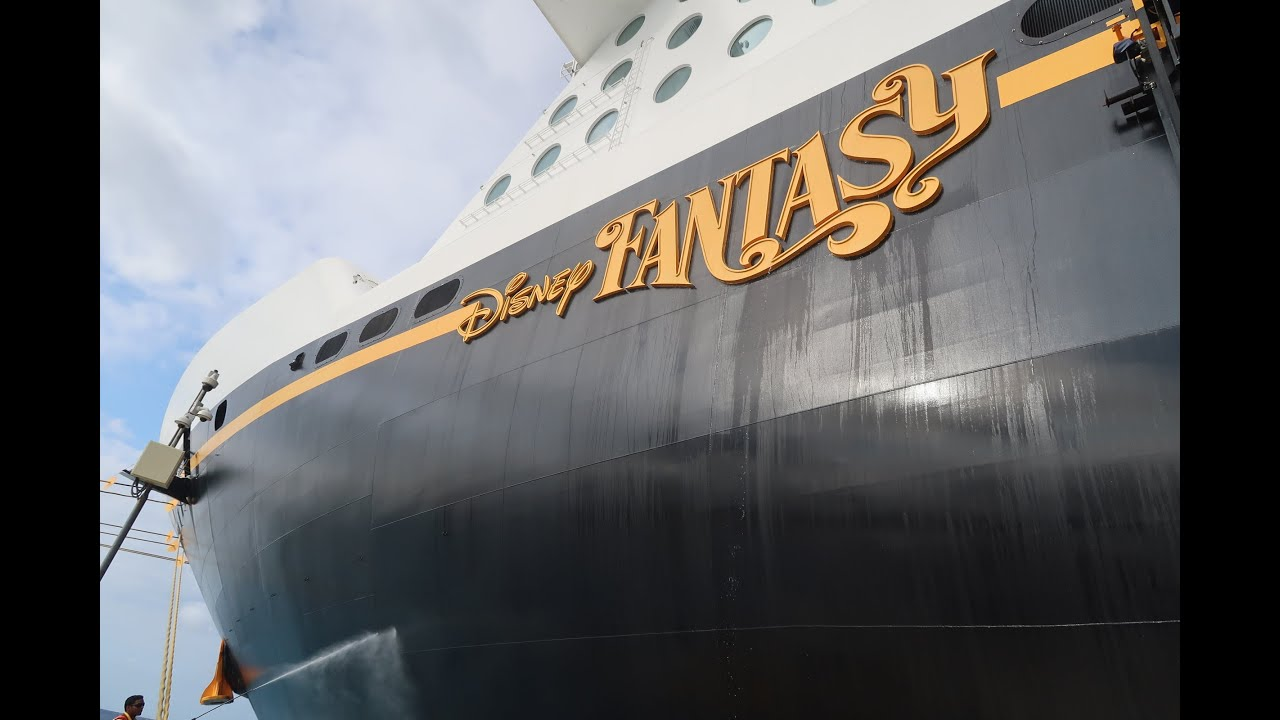 Disney Fantasy Cruise 12/8/18 Western First Time with Cabana  Concierge