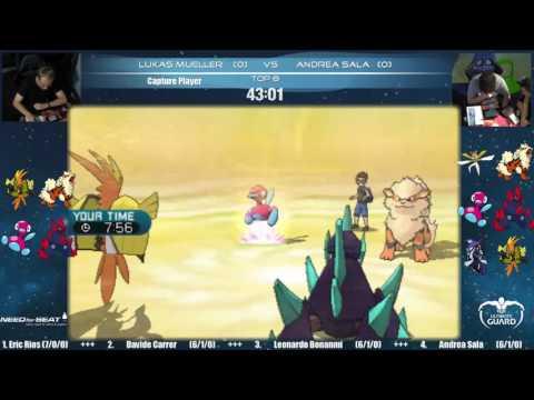 CCG Grand Open Milan Pokemon VG - Top 8