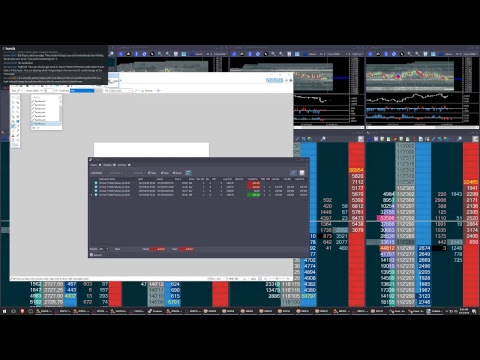 Live Futures Trading.  Bitcoin and Treasuries Futures.