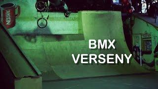 BMX Verseny Miskolcon!