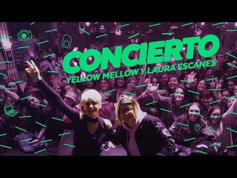 Concierto Laura Escanes y Yellow Mellow  | Tuenti Cosas | 07