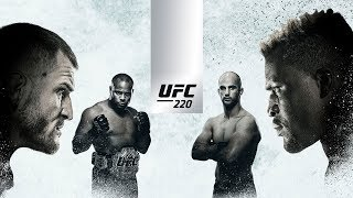 UFC 220: Miocic vs Ngannou thumbnail