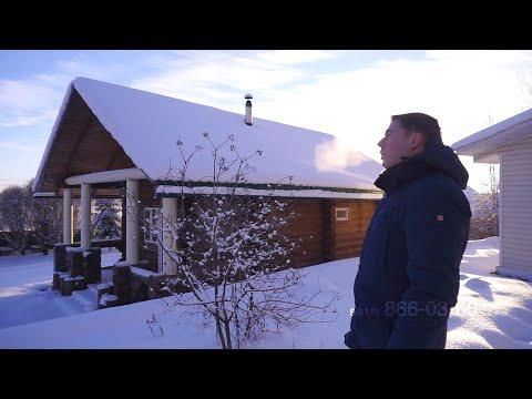 Обзор загородного дома в Сыктывкаре, купить продать, Миэль Сыктывкар