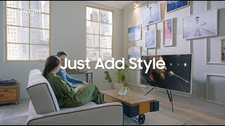 Samsung Indonesia: Just Add Style with Samsung Lifestyle TV