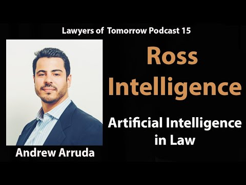 Ross Intelligence: AI in the Legal Profession, AI and Legal Research