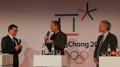 Olympia 2018 Live in TV - Sender ARD und ZDF
