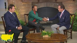 Download Tiger Woods' Interview In Butler Cabin Mp3 and Videos