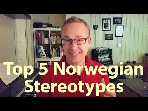 Top five Norwegian stereotypes