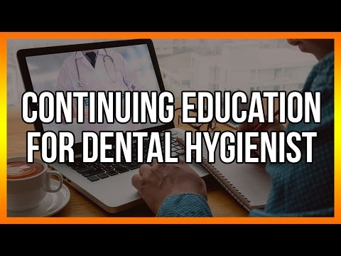 Continuing Education For Dental Hygienist