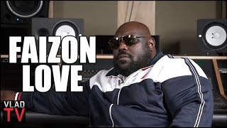 Faizon Love: Katt Williams Saw Me and Told Suge Knight: