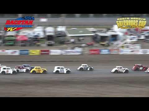 Dacotah Speedway | INEX Legends | 7-27-19
