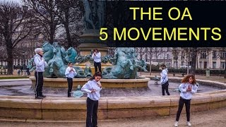 The OA 5 movements - dance choreography - NETFLIX
