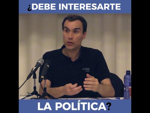 FDV | ¿Debe Interesarte la Política?