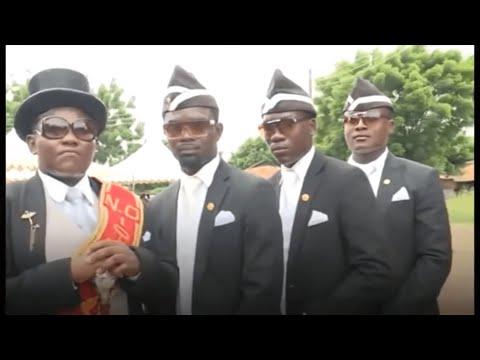 Dancing Funeral meme | Coffin Dance | Dancing Pallbearers ...