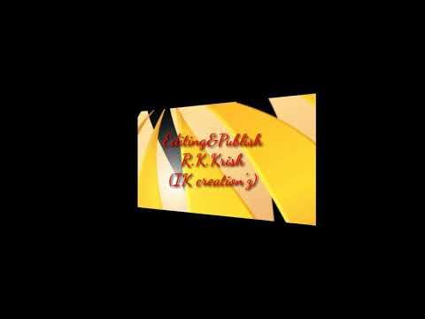 Kangal rendum pesuthey album lyric song  IK Creation'z