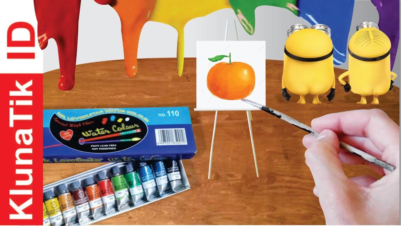 Kluna Tik Eating Colours Paint | क्लुना टिक ईटिंग कलर्स पेंट | Kluna Tik Ăn màu Sơn - ASMR Sounds
