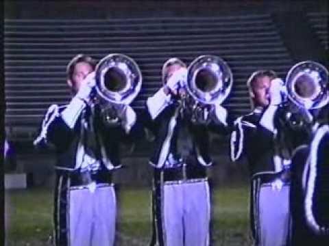 Concord Blue Devils 1988  Encore Moonlight Classic pt 1