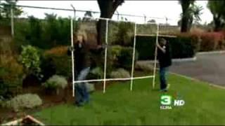 Build A Trellis For Your Garden