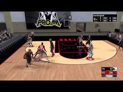 HG VS TOP NOTCH|TOP PROAM TEAMS COLLIDE