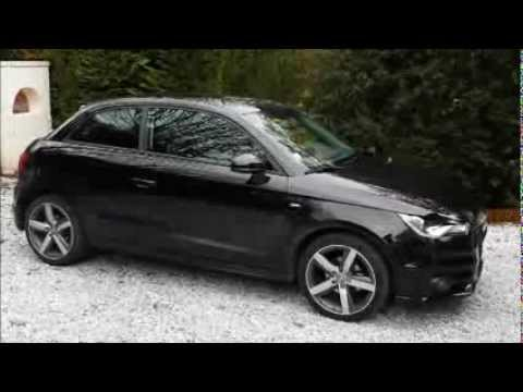 audi a1 1 2 tfsi 86ch s line youtube. Black Bedroom Furniture Sets. Home Design Ideas