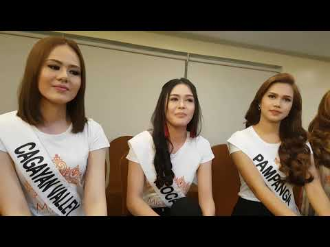 Meet the Miss Silka 2017 Candidates from Luzon