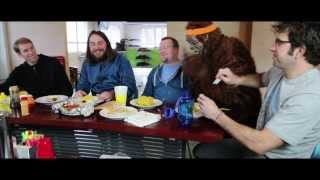 Bigfoot Lunch Terror