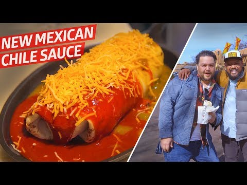 Why Green and Red Chile Sauce Are at the Center of New Mexican Food — Cooking in America
