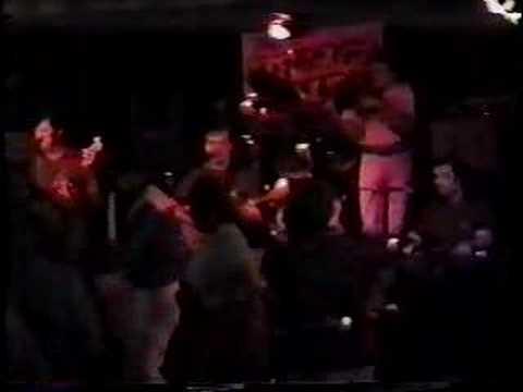 Chick Hall's Surf Club houseband plays Jambalaya