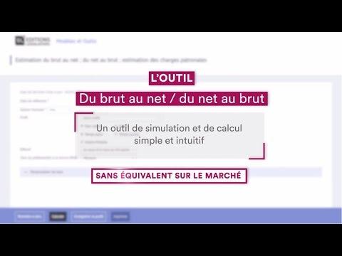Du Brut Au Net Du Net Au Brut Guide Permanent Paie Bi