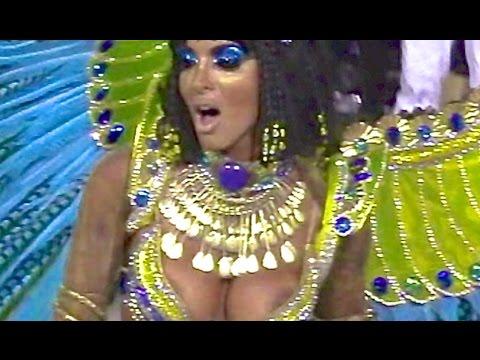 RIO CARNIVAL 2018, RIO'S BEAUTIFUL WOMEN, BY PAUL HODGE, HD 720p