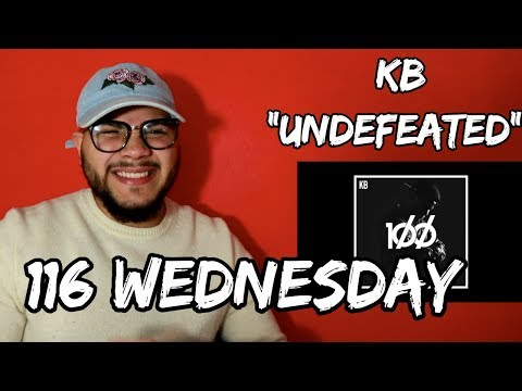 KB - Undefeated ft. Derek Minor *HYPE AF*   REACTION & THOUGHTS | JAYVISIONS