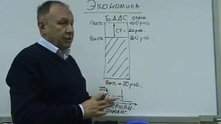 Простые лекции об экономике. 1 лекция.