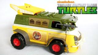 Teenage Mutant Ninja Turtles Party Wagon from Playmates Toys