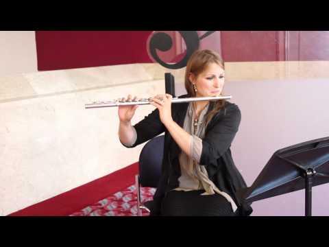 Maestro Music 2012 - Katherine Bryan