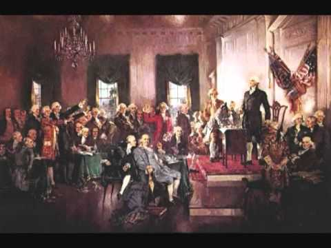 The Federalist Papers, US Constitution & Bill of Rights