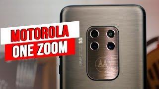 Обзор Motorola One Zoom / Приятная неожиданность