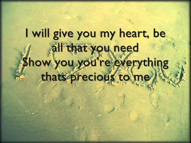 I can love you like that By John Michael Montgomery (song lyrics ...