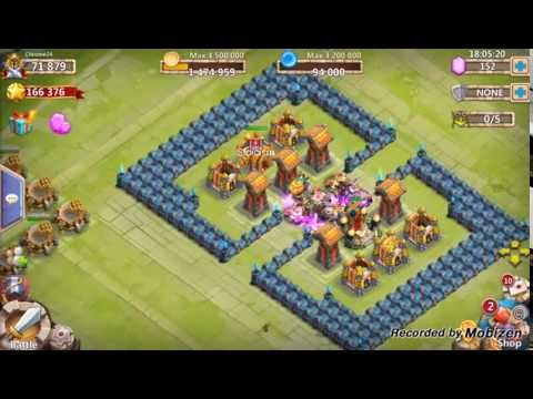 How To Increase Your Might Fast In Castle Clash