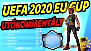 Így szerepeltem az UEFA2020 Cup-on! | Utókommentált verseny
